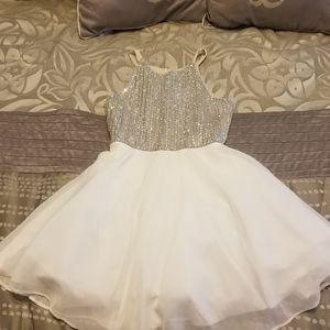 Tween Diva girls formal sparkle dress 10 NEW